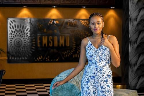 Natasha Thahane joins IMBEWU