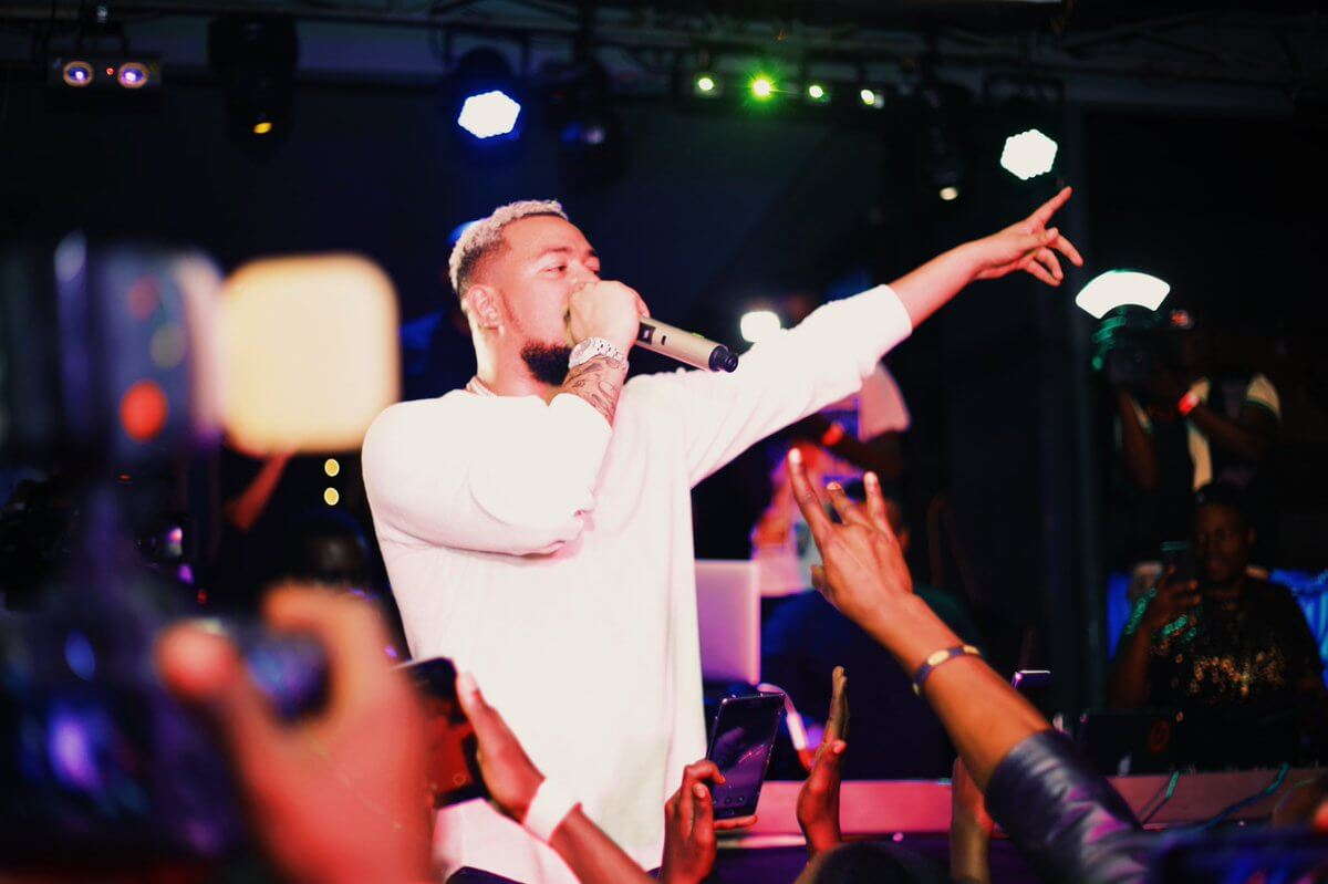 AKA Megacy Over Everything tour