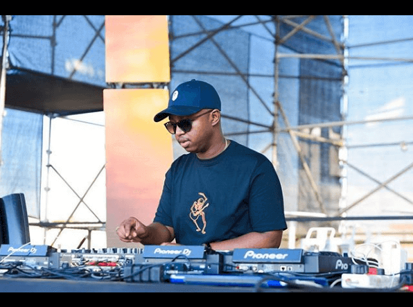 DJ Shimza Mercedes G63 stolen