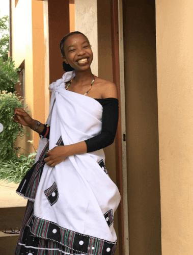 Mikateko Hlabangwane Mary from Scandal