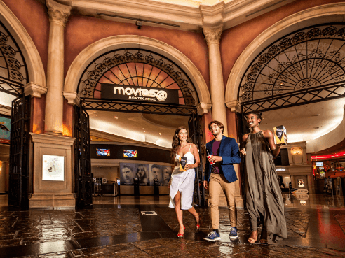 Movies at Monte Casino