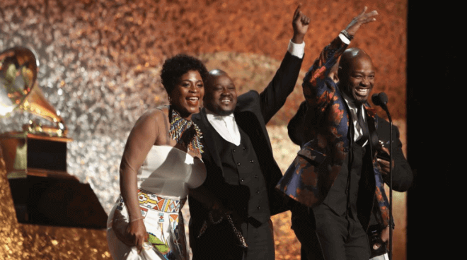 Soweto Gospel Choir Win their Third Grammy Award