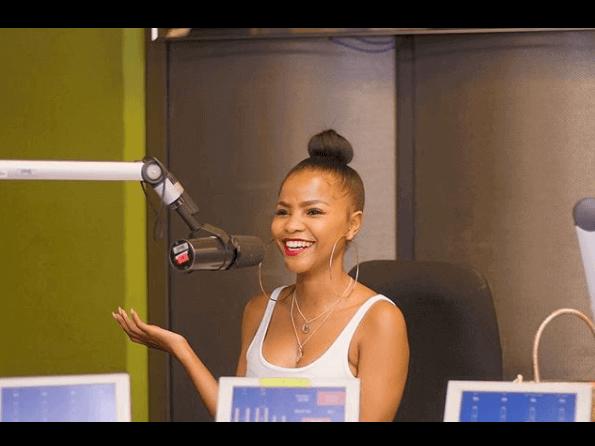 The Queen Actress Khanya Mkangisa