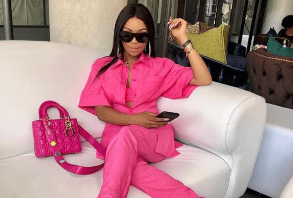 Bonang Matheba Gives Cassper Nyovest Advice