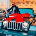 Moshe Ndiki buys Jeep Wrangler