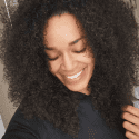 Pearl Thusi without make-up