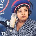 Radio personality Criselda Dudumashe