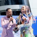 Sho Madjozi wins a BET award