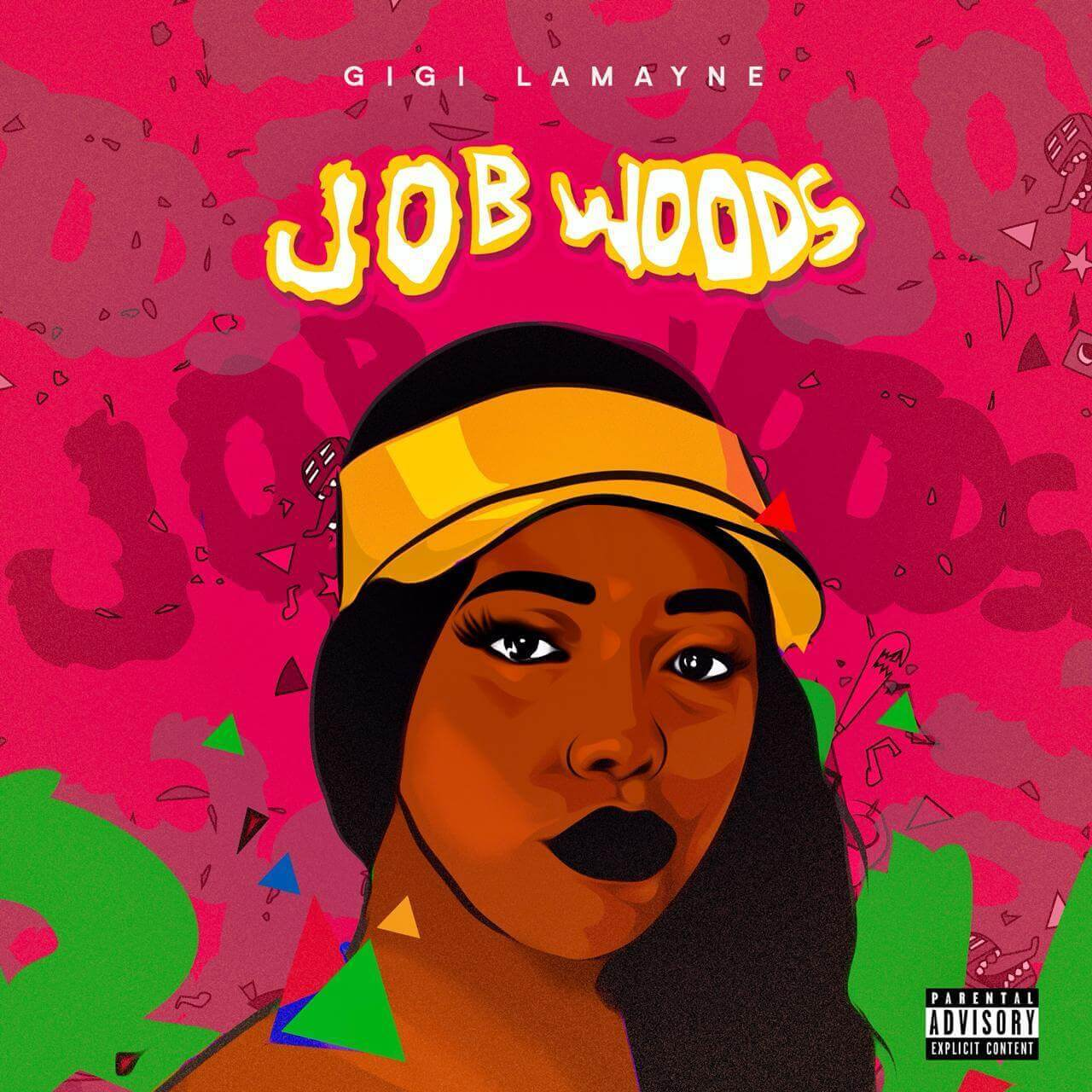 Gigi Lamayne Job Woods