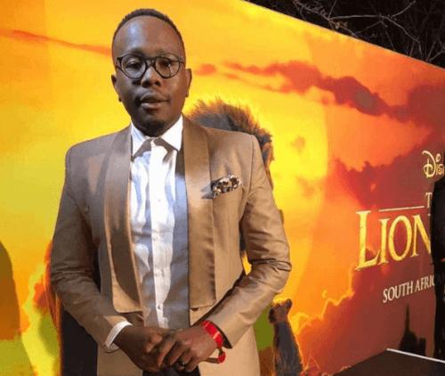 Khaya Mthethwa The Lion King