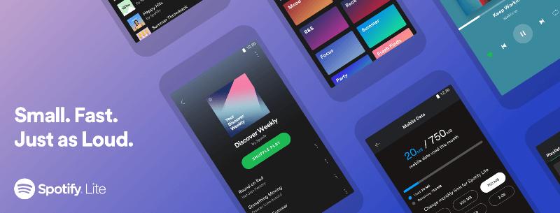 Spotify Lite Image