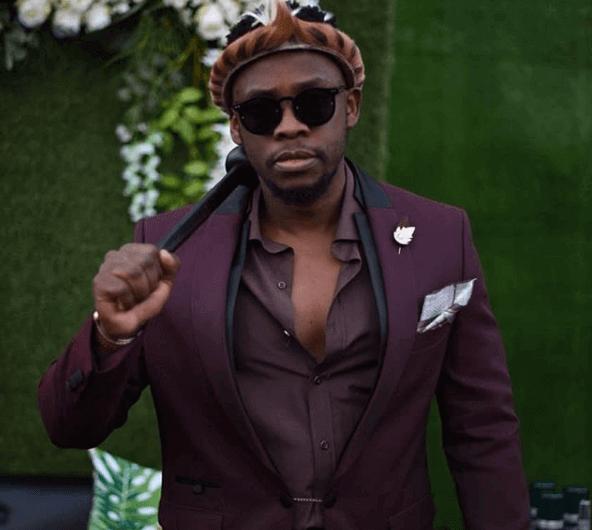 Uzalo actor Wiseman Mncube