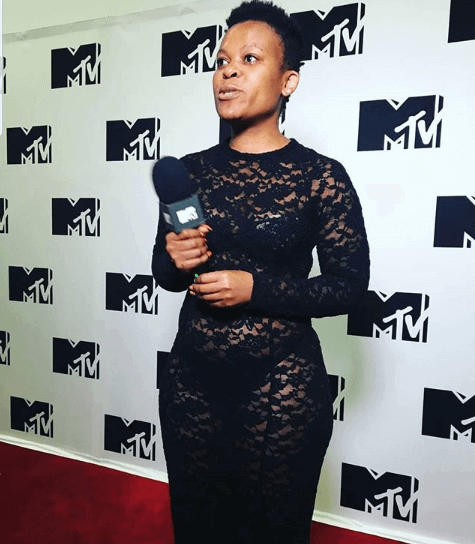 Zodwa Wabantu Feather Award
