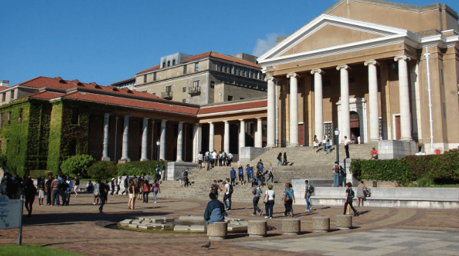 applying university in south africa