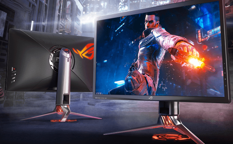 Asus ROG Swift PG27UQ Best 4k Monitors