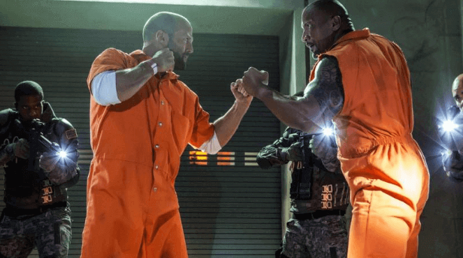 Fast & Furious Presents: Hobbs & Shaw at Ster-Kinekor