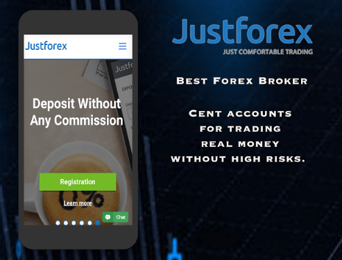 JustForex South Africa