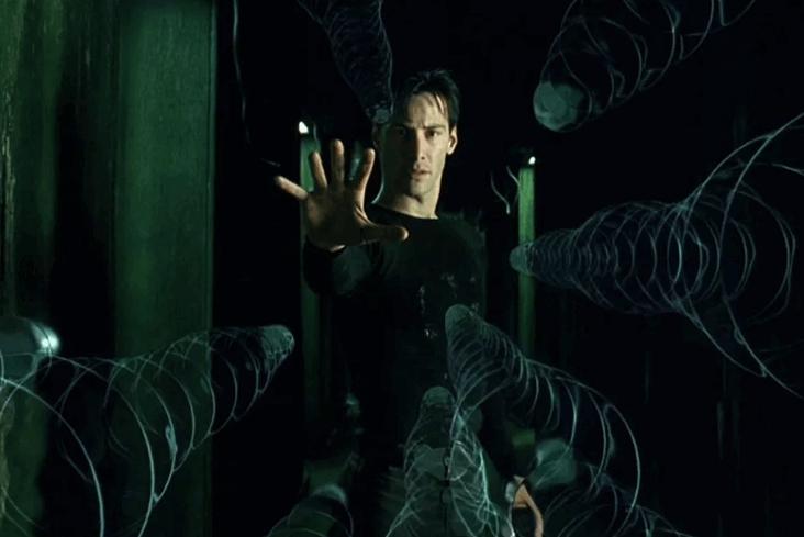 The Matrix 4 movie Keanu Reeves