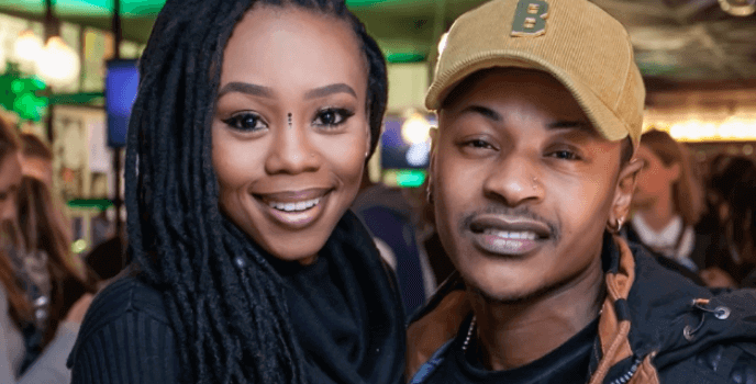 bontle modiselle and priddy ugly baby