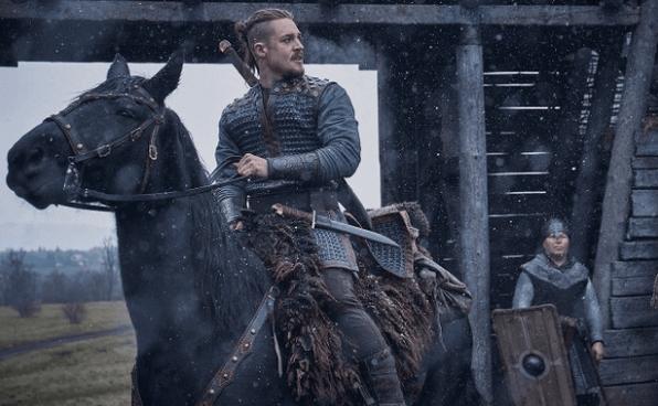 the last kingdom season 4 on Netflix