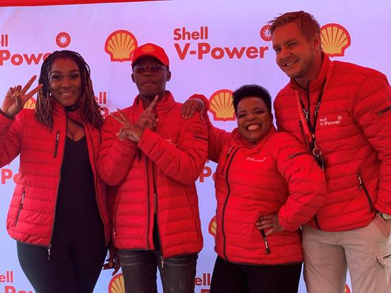 Shell South Africa & Universal Music South Africa