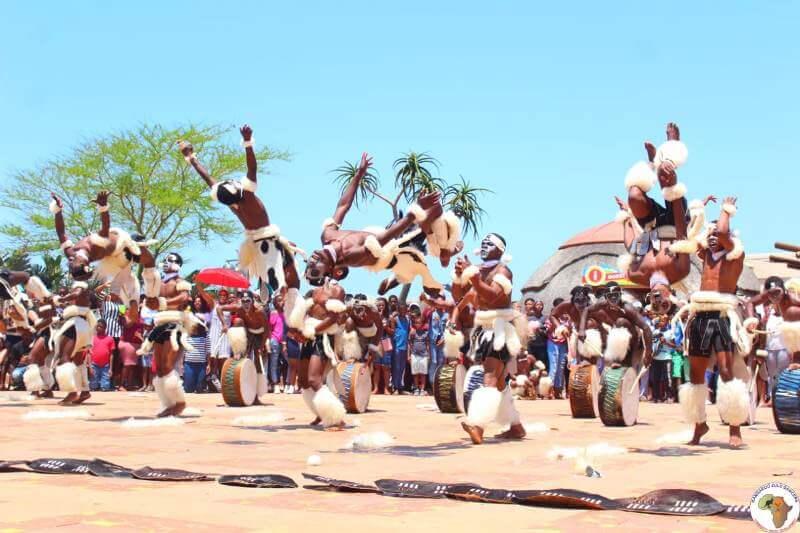uShaka Marine World Zulu Dance