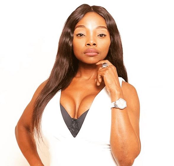 Actress Nompilo Maphumulo Uzalo