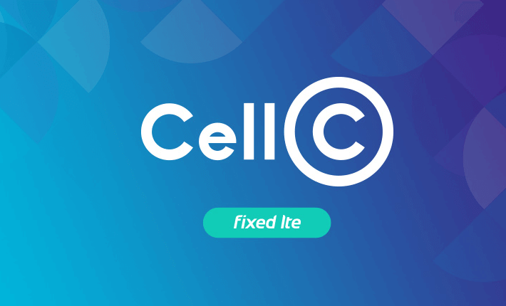Cell C Fixed LTE Services Afrihost