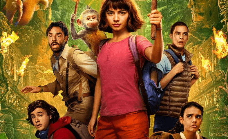 Dora & The Lost City of Gold Ster-Kinekor Movies