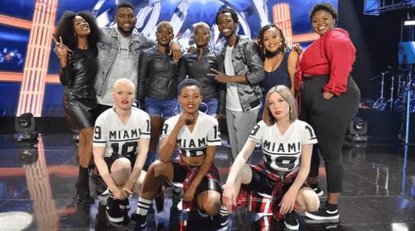 Idols SA season 15 Top 10 contestants
