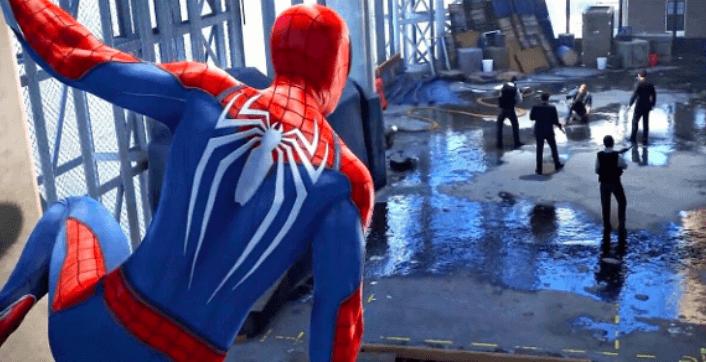List of Spider-Man Video Games