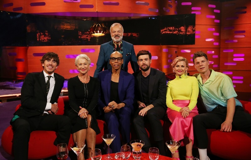 New season of The Graham Norton Show