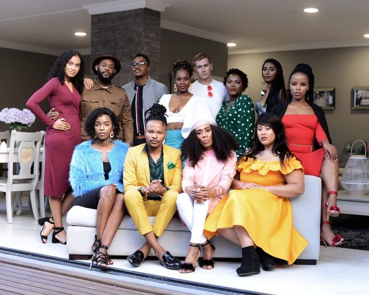 Top 12 The Next Brand Ambassador Contestants