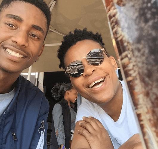 Zodwa Wabantu boyfriend Vusi Buthelezi
