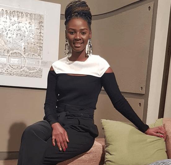 Zonke Mchunu AKA Imani Nkosi from Muvhango