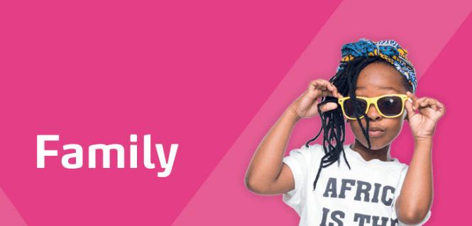 dstv family channel list 2019