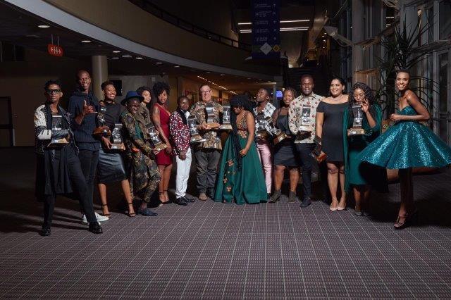 Durban Fashion Fair winners