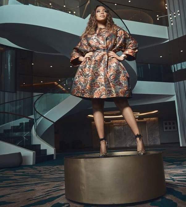 The Afropolitan magazine Terry Pheto