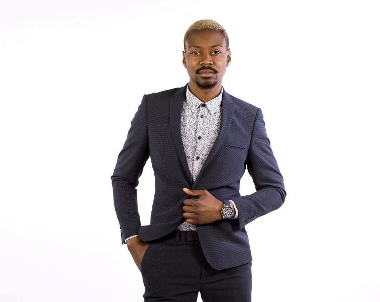 Top Billing presenter Harmony Katulondi