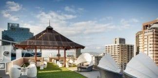 180 Lounger Rooftop Venue