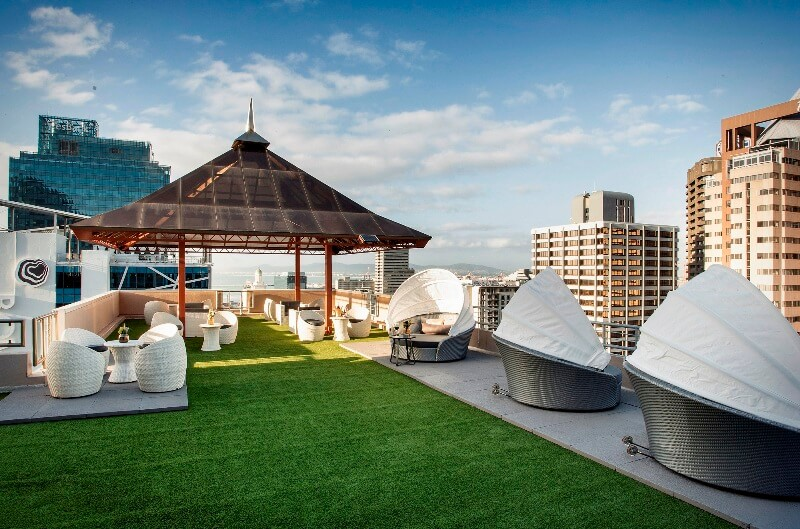 180 Lounger Rooftop Venue