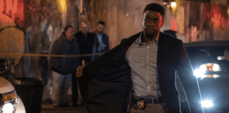 Cop Thriller 21 BRIDGES Movie Chadwick Boseman