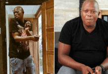 Mampintsha losing weight