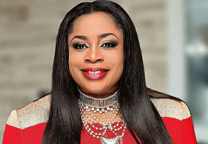 Sinach welcomes her first child at 46