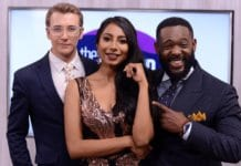 The Next Brand Ambassador Winners Chace Geyer, Sharadel Reddy and Mpho Monareng