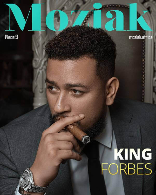 AKA cover for Moziak Magazine
