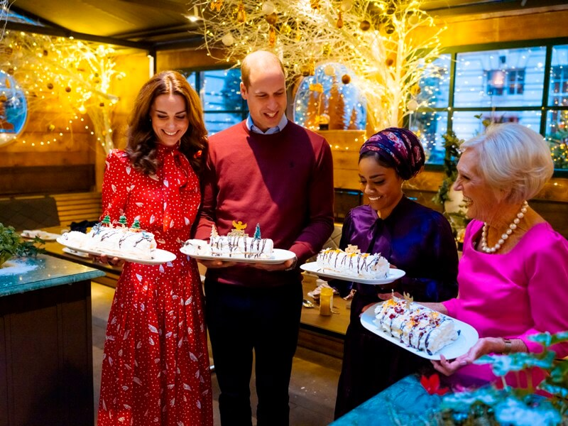 Mary Berry presents A Berry Royal Christmas