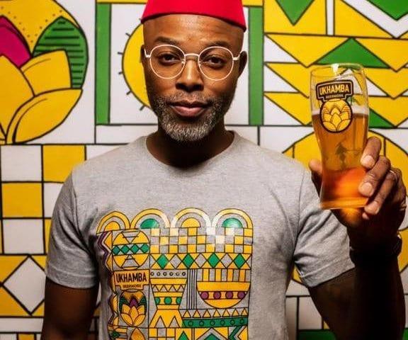 Actor Thapelo Mokoena opens shisanyama taproom