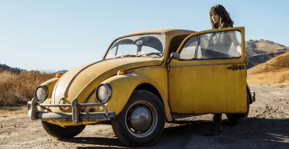 Bumblebee Showmax movie
