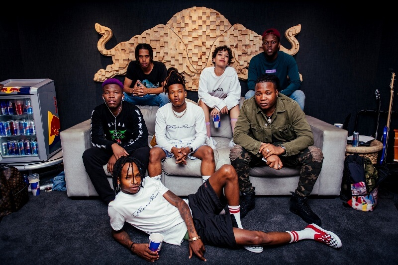Nasty C Red Bull Lift As You Rise EP